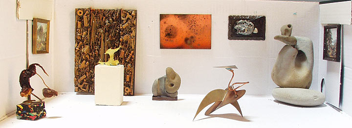 Zymoglyphic Museum Shoebox Art Gallery 1